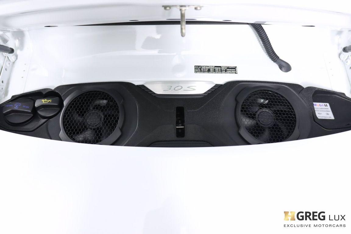 2020 Porsche 911 Carrera S #55