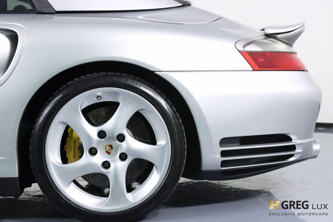 2004 Porsche 911 Turbo #28