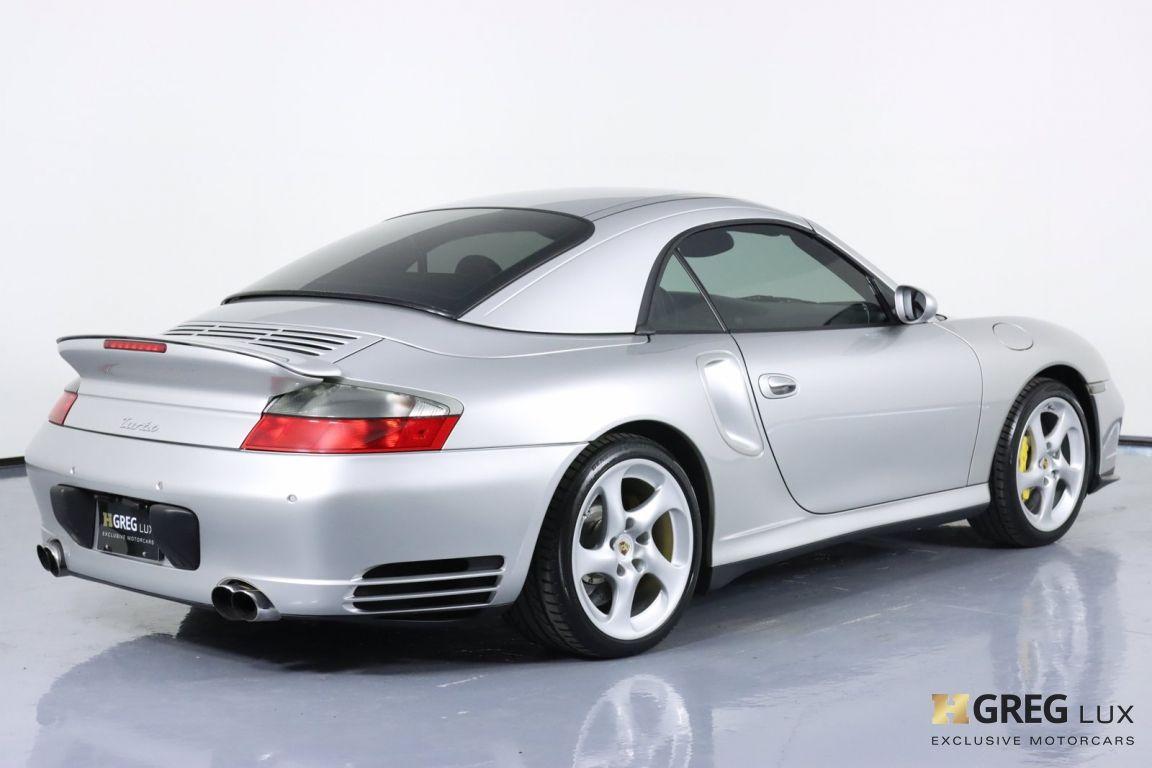 2004 Porsche 911 Turbo #18
