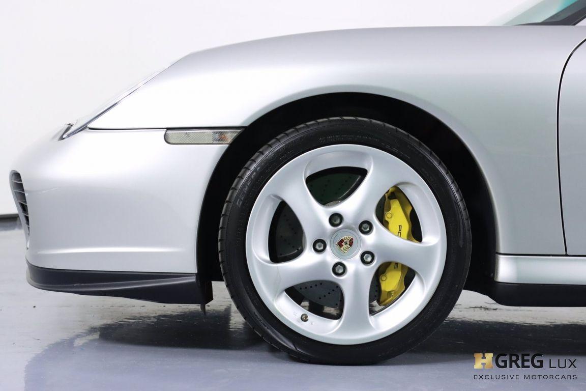 2004 Porsche 911 Turbo #25