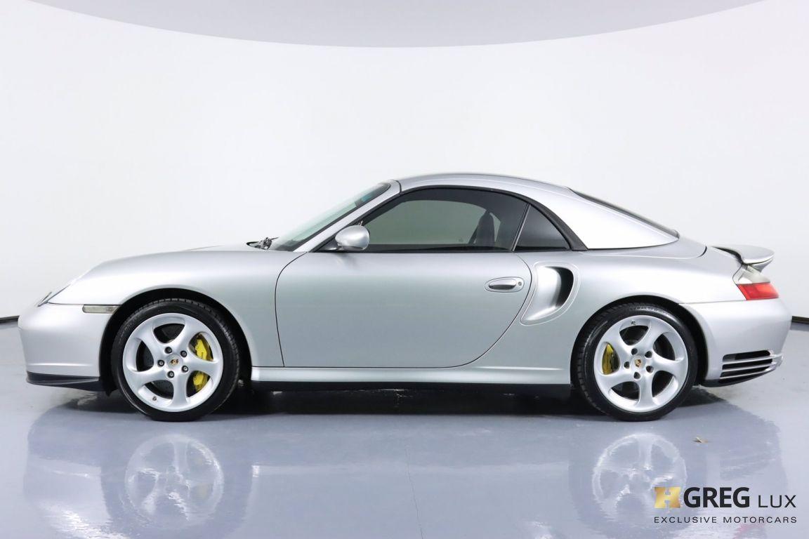 2004 Porsche 911 Turbo #24