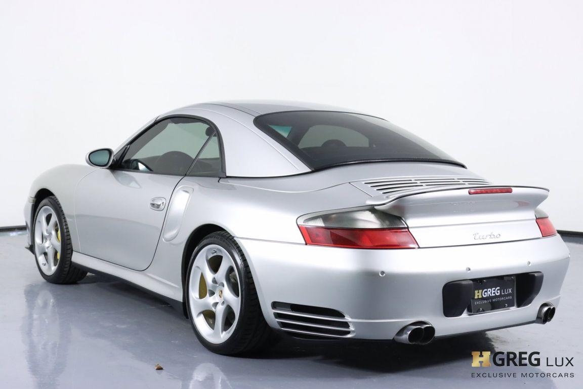 2004 Porsche 911 Turbo #23
