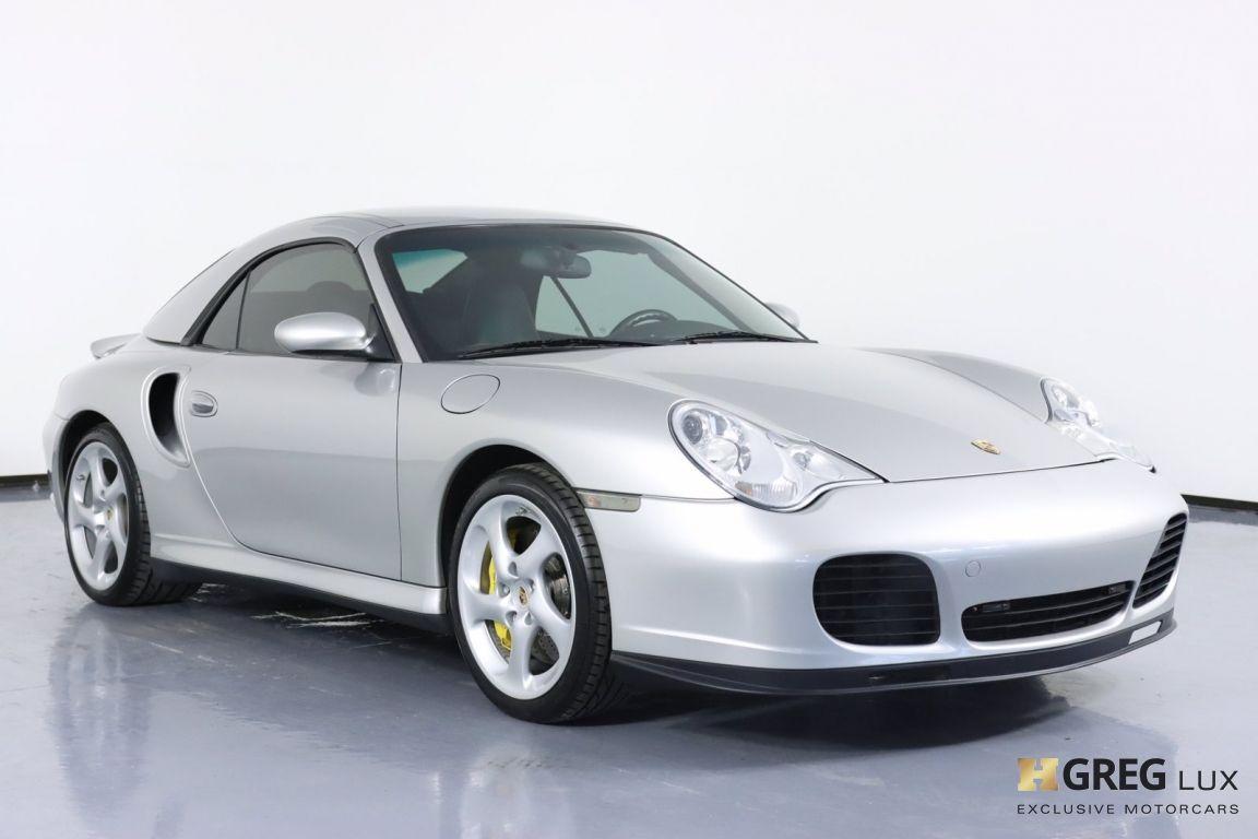 2004 Porsche 911 Turbo #10