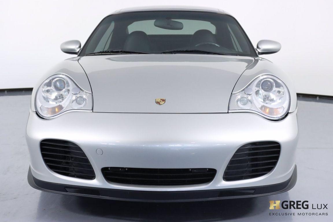 2004 Porsche 911 Turbo #4