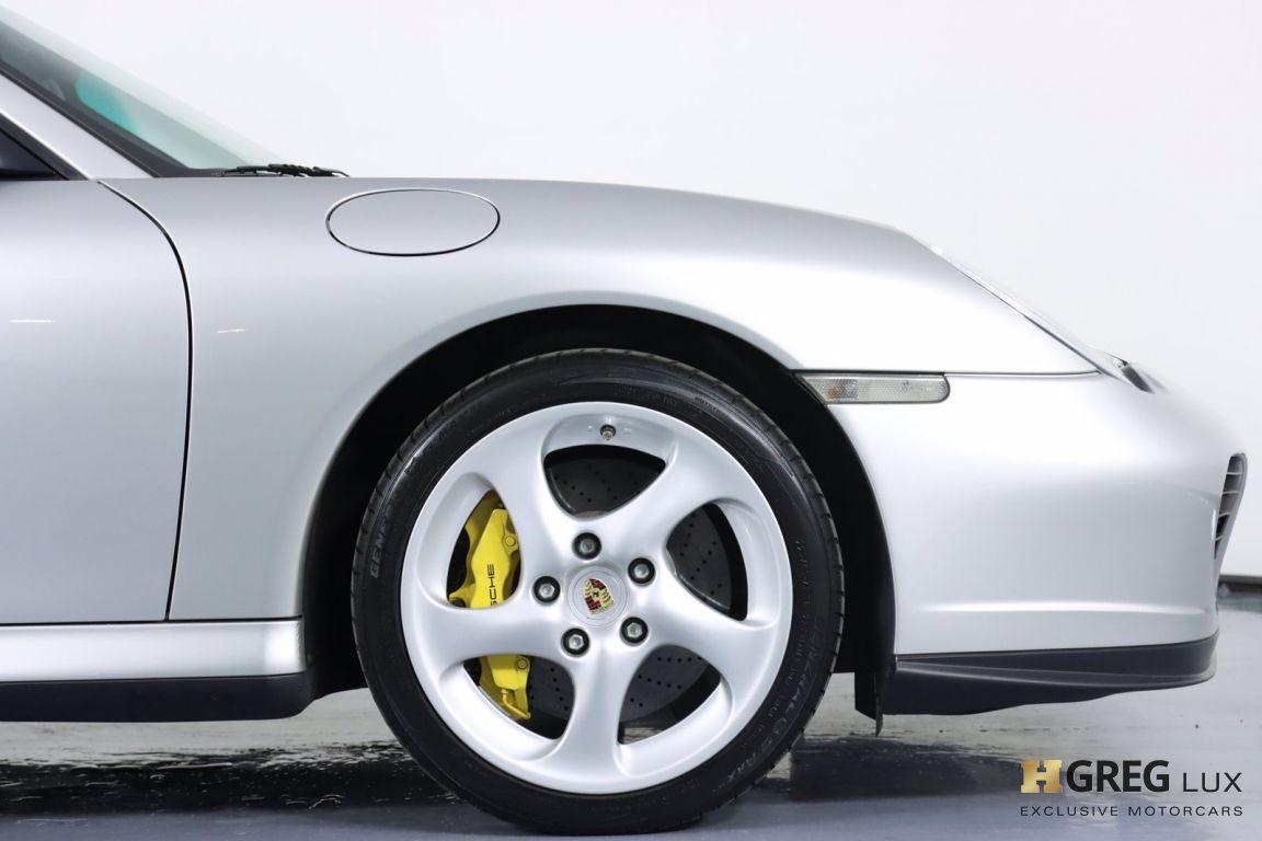 2004 Porsche 911 Turbo #12