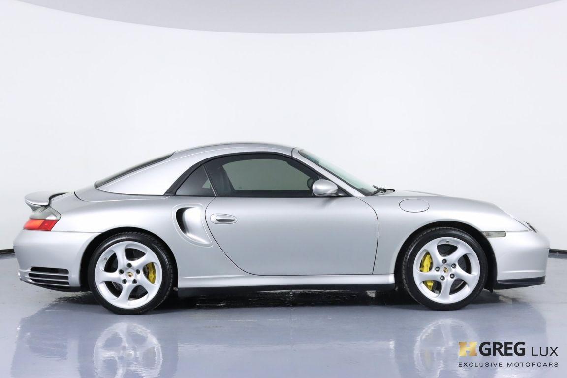 2004 Porsche 911 Turbo #11