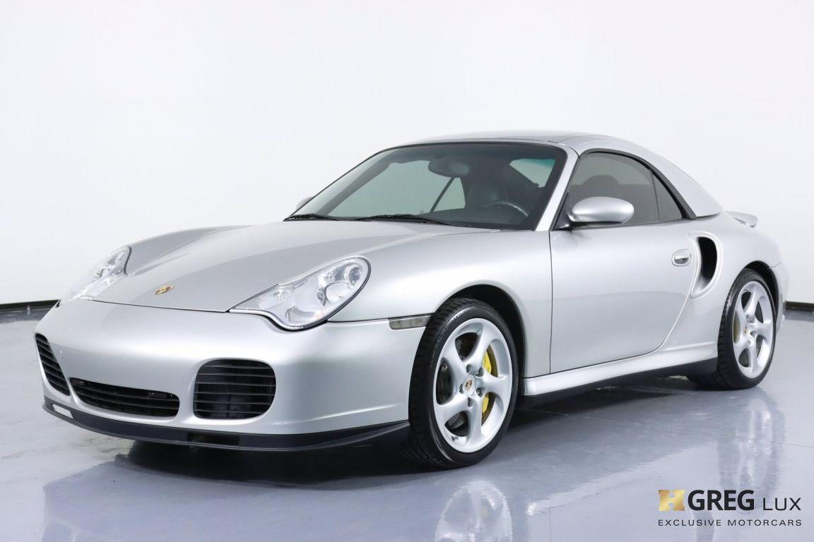 2004 Porsche 911 Turbo #31