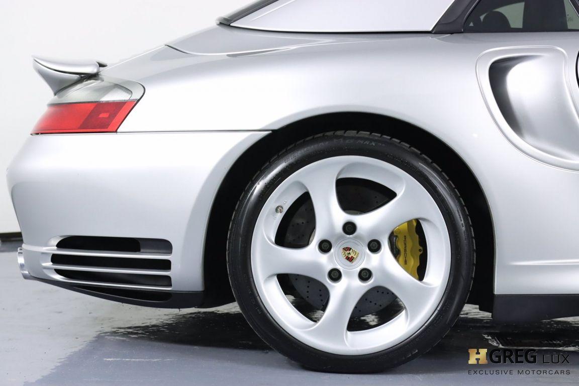 2004 Porsche 911 Turbo #15