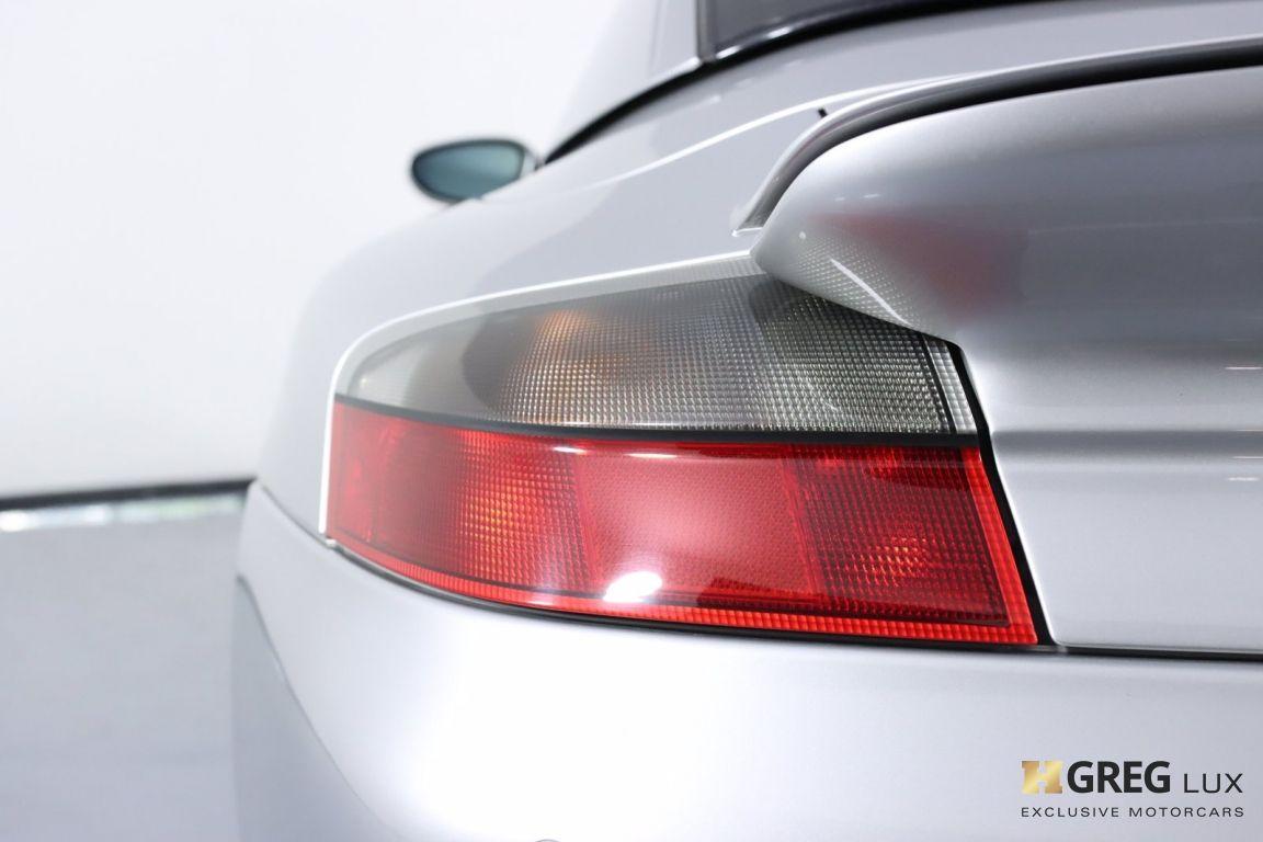 2004 Porsche 911 Turbo #20