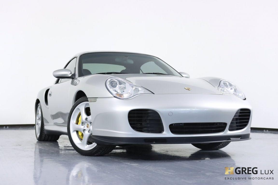 2004 Porsche 911 Turbo #3