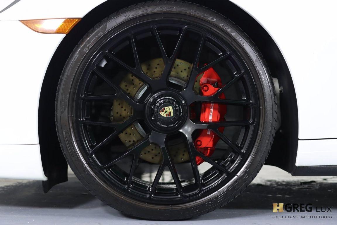 2016 Porsche 911  #25