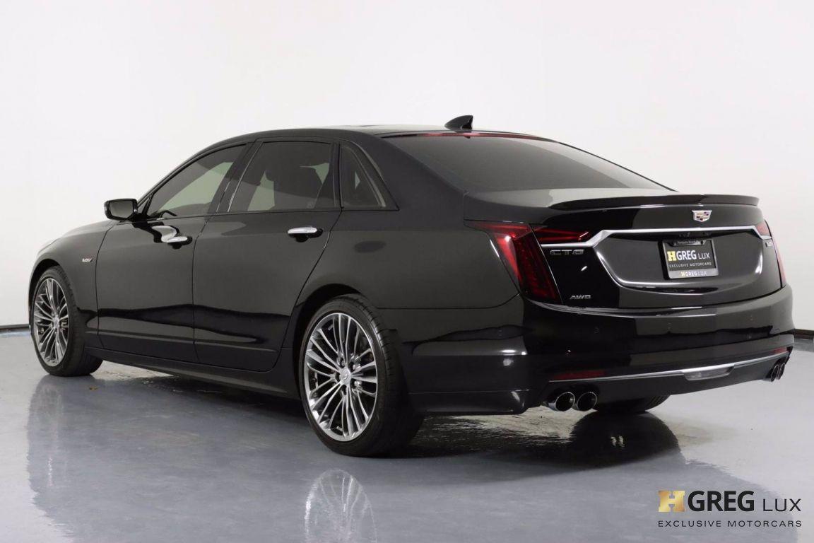 2020 Cadillac CT6 V Blackwing Twin #22