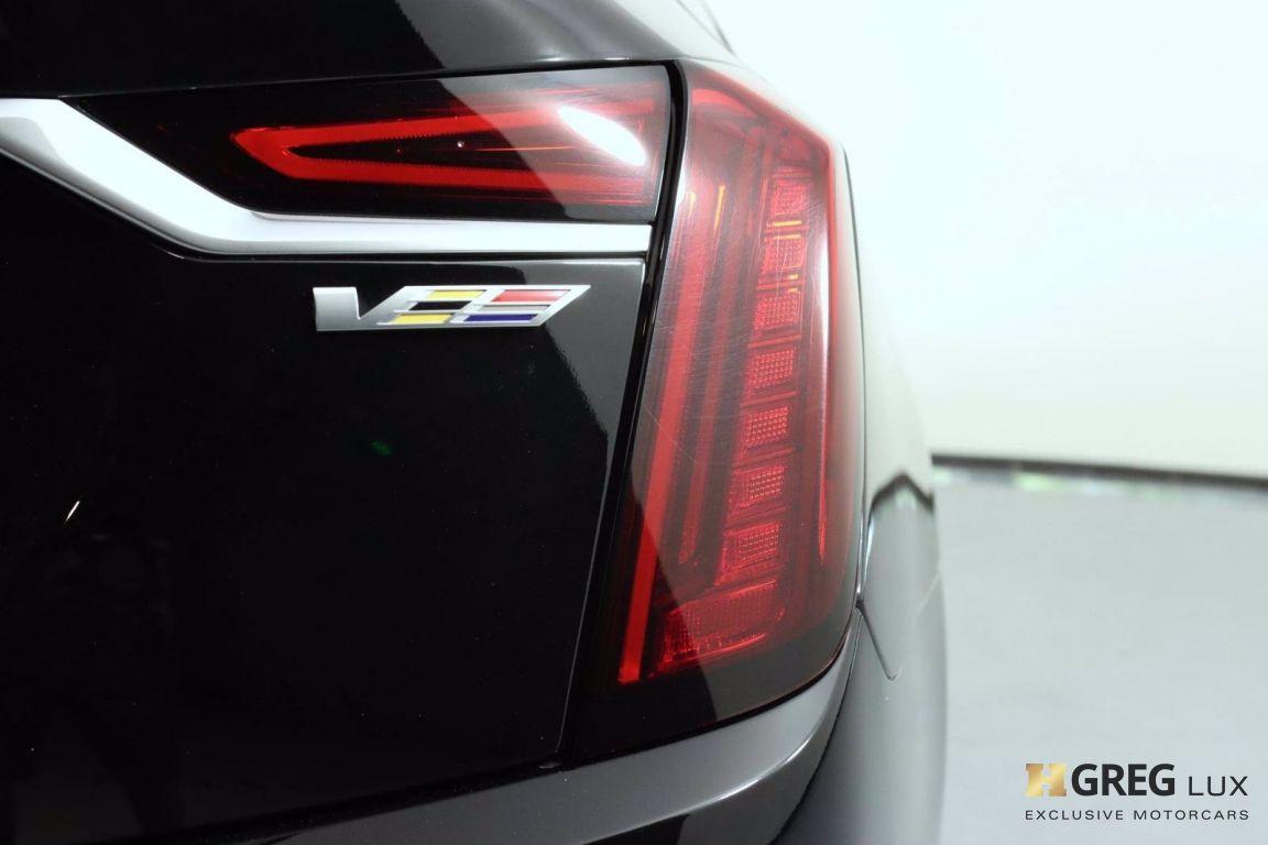 2020 Cadillac CT6 V Blackwing Twin #19
