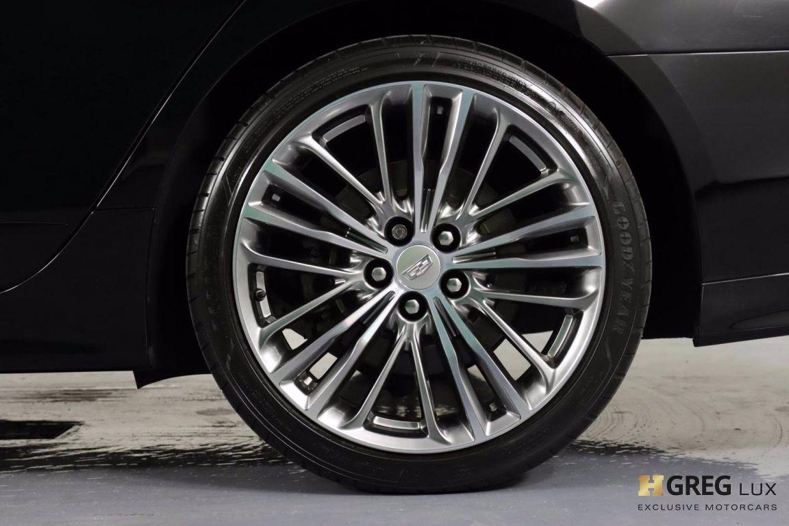 2020 Cadillac CT6 V Blackwing Twin #27
