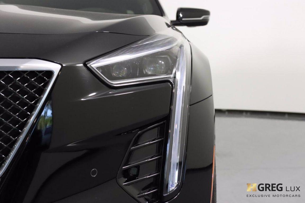 2020 Cadillac CT6 V Blackwing Twin #6