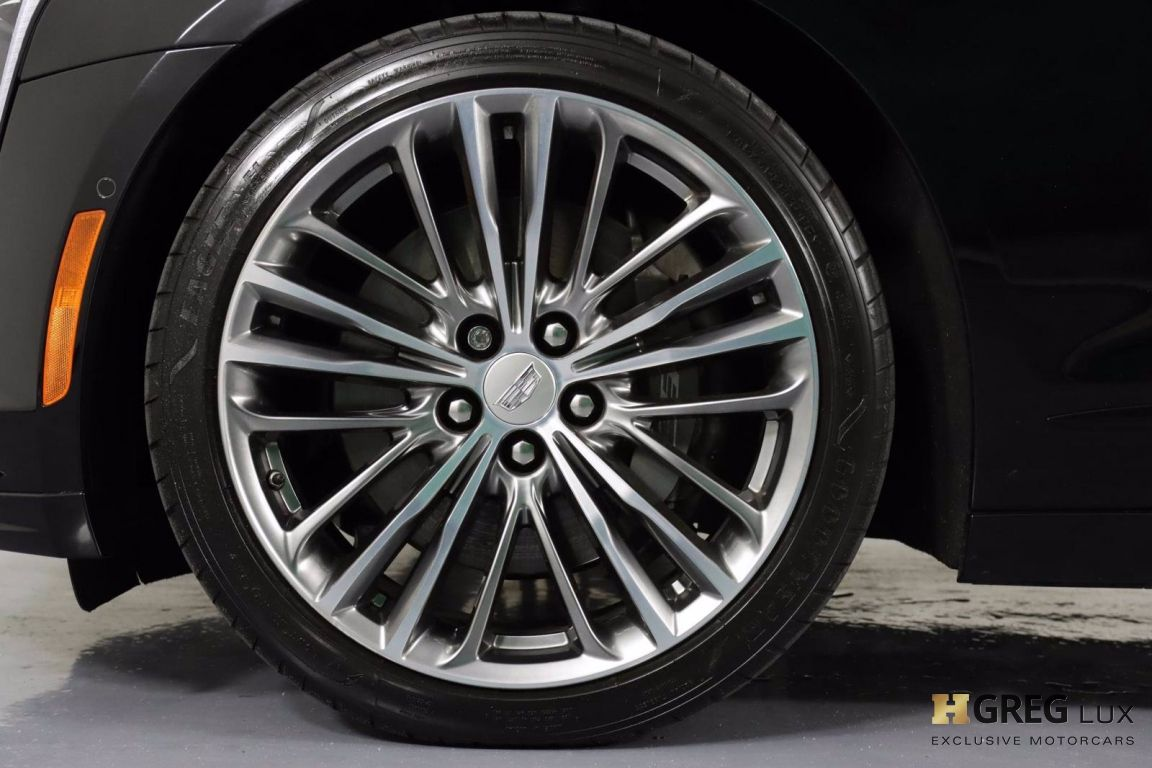2020 Cadillac CT6 V Blackwing Twin #25