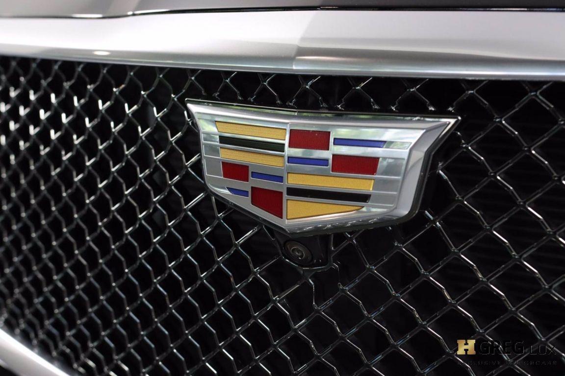 2020 Cadillac CT6 V Blackwing Twin #7