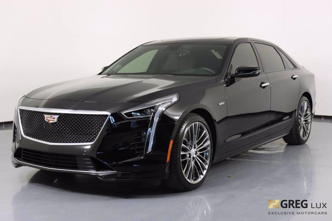 2020 Cadillac CT6 V Blackwing Twin #28