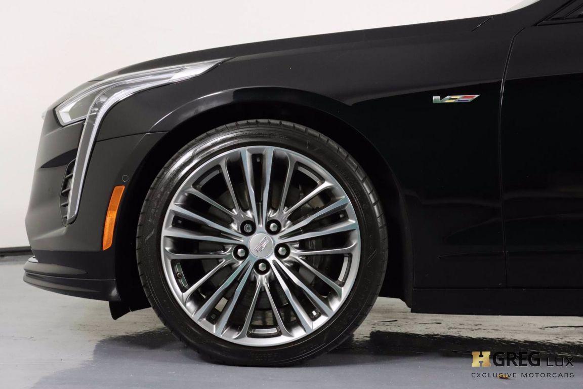 2020 Cadillac CT6 V Blackwing Twin #24