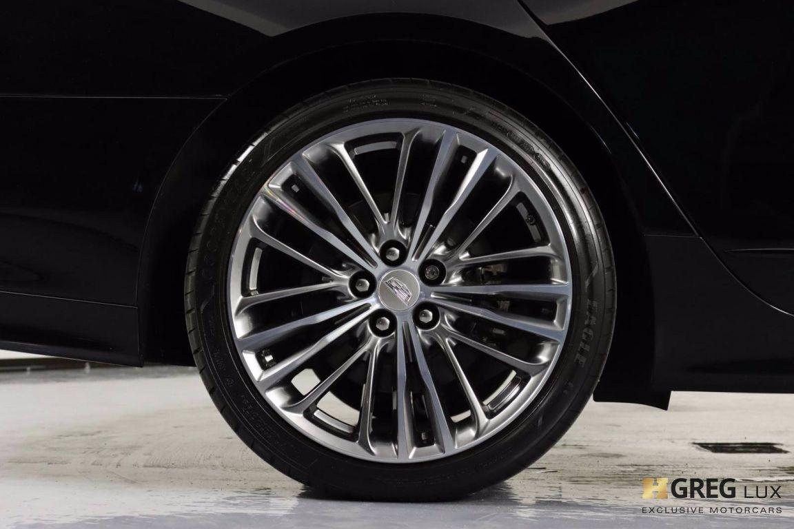 2020 Cadillac CT6 V Blackwing Twin #15