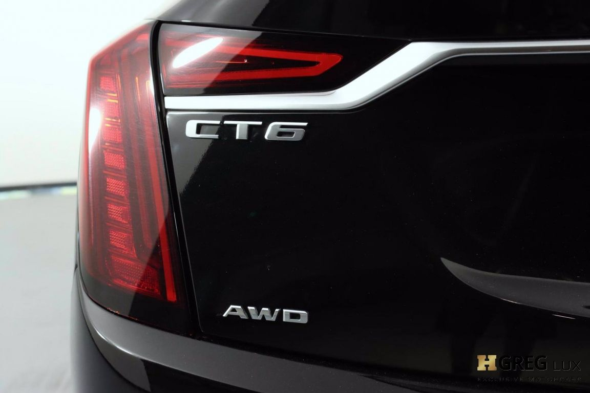 2020 Cadillac CT6 V Blackwing Twin #18