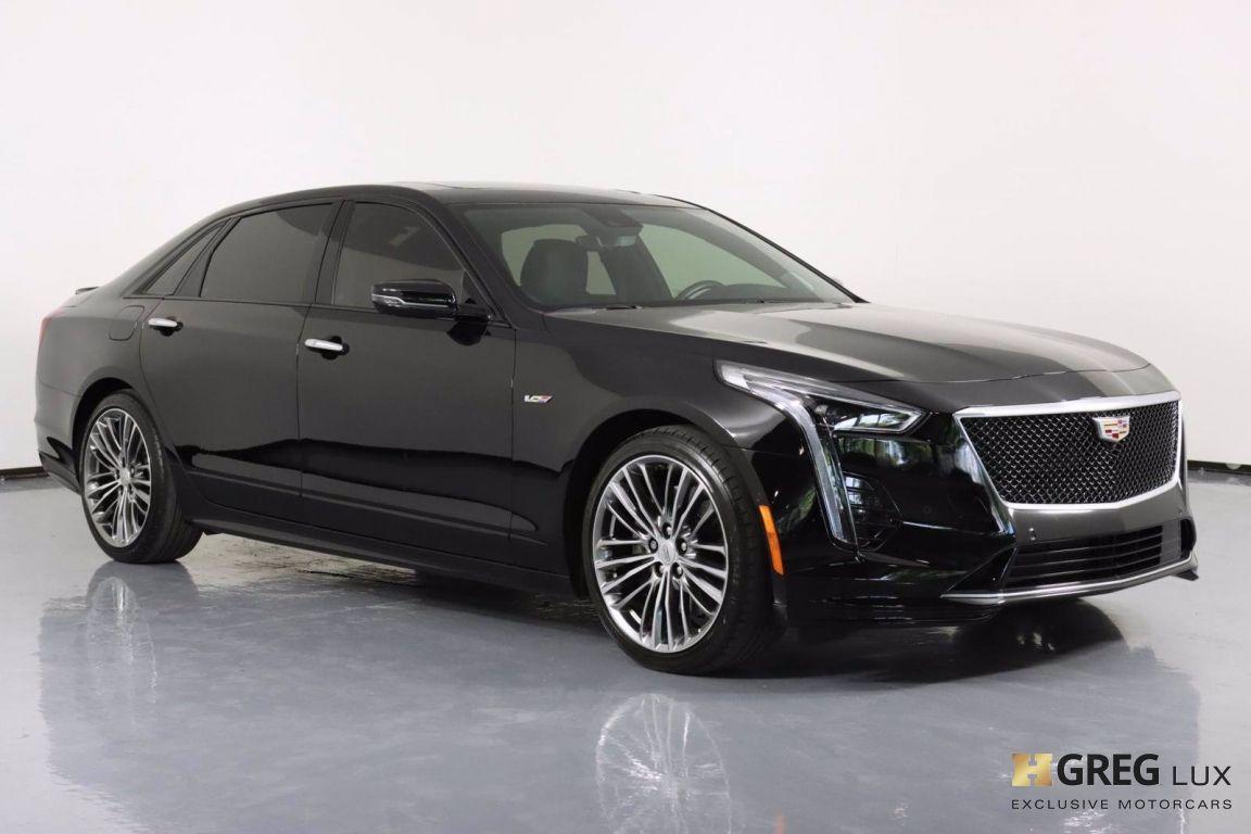 2020 Cadillac CT6 V Blackwing Twin #10