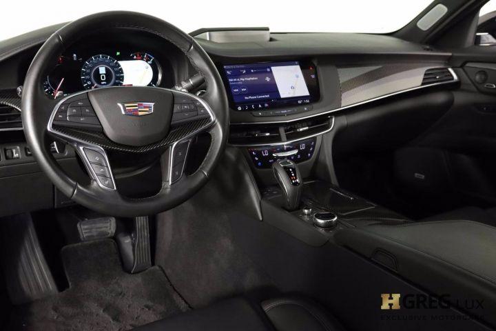2020 Cadillac CT6 V Blackwing Twin #1