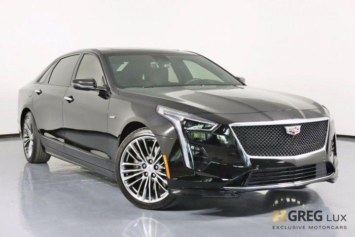 2020 Cadillac CT6 V Blackwing Twin #0