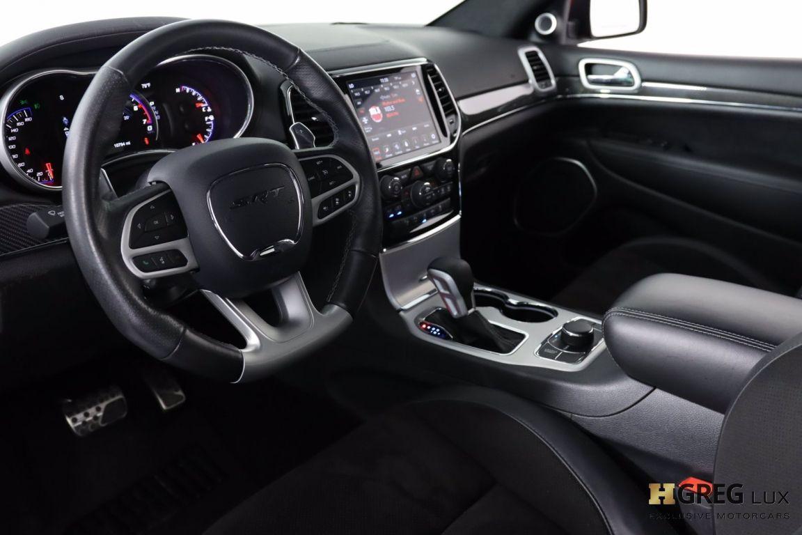2020 Jeep Grand Cherokee SRT #1