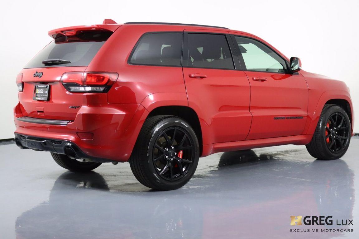 2020 Jeep Grand Cherokee SRT #17