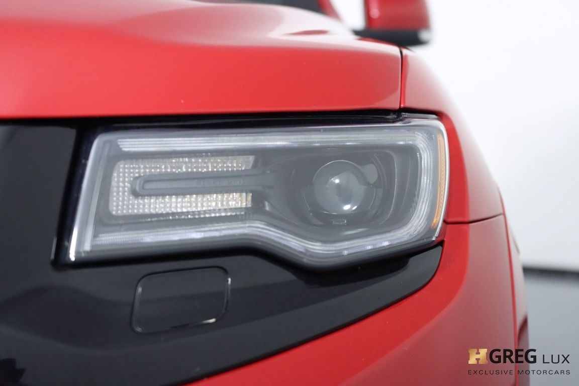 2020 Jeep Grand Cherokee SRT #5