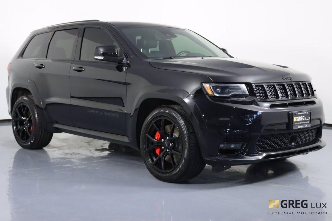 2018 Jeep Grand Cherokee SRT #7