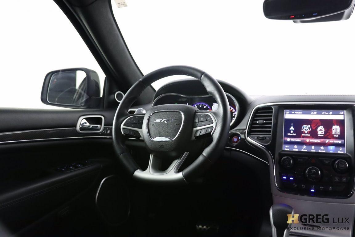 2018 Jeep Grand Cherokee SRT #51