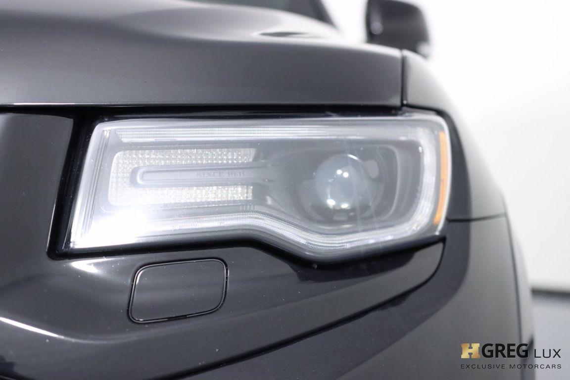 2018 Jeep Grand Cherokee SRT #5