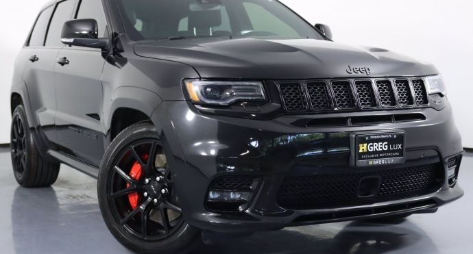 2018 Jeep Grand Cherokee SRT #0