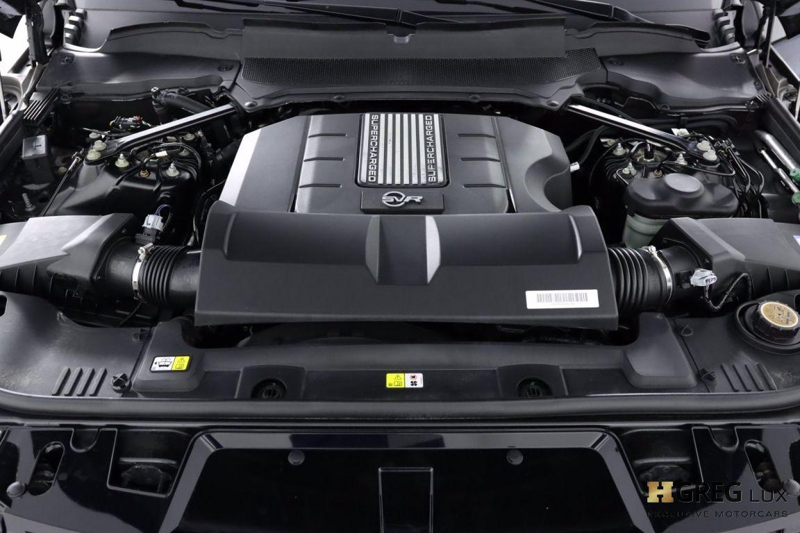 2021 Land Rover Range Rover Sport SVR #63