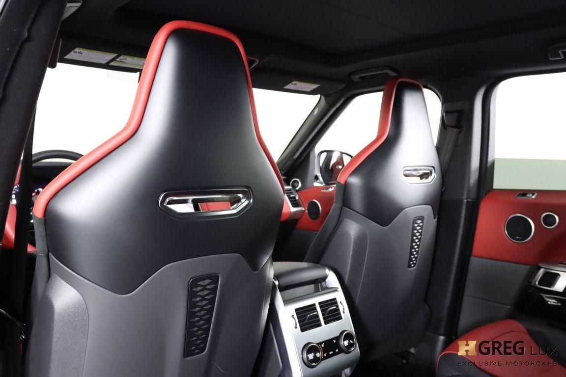 2021 Land Rover Range Rover Sport SVR #58