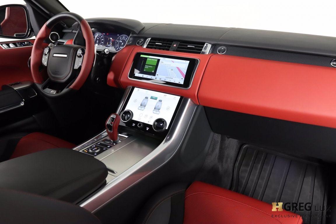 2021 Land Rover Range Rover Sport SVR #60
