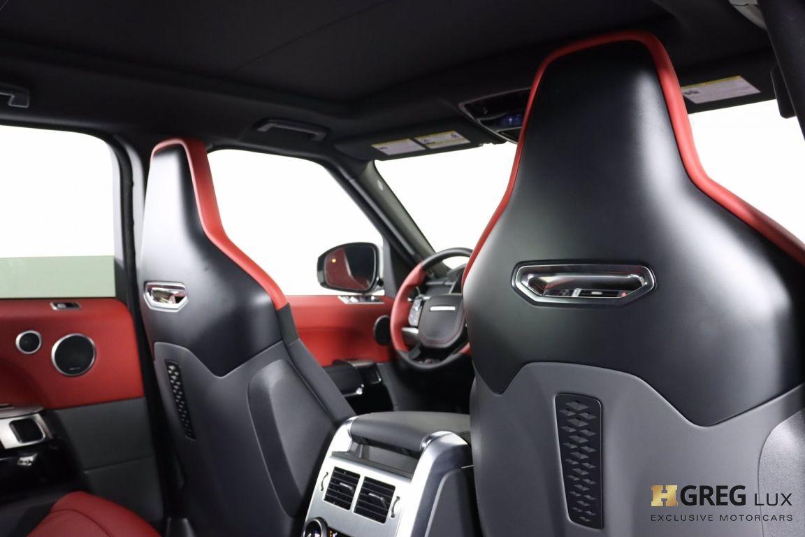 2021 Land Rover Range Rover Sport SVR #59