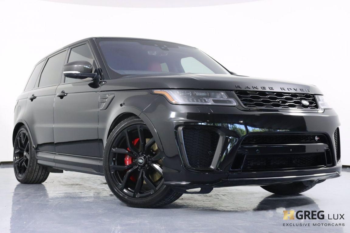 2021 Land Rover Range Rover Sport SVR #30