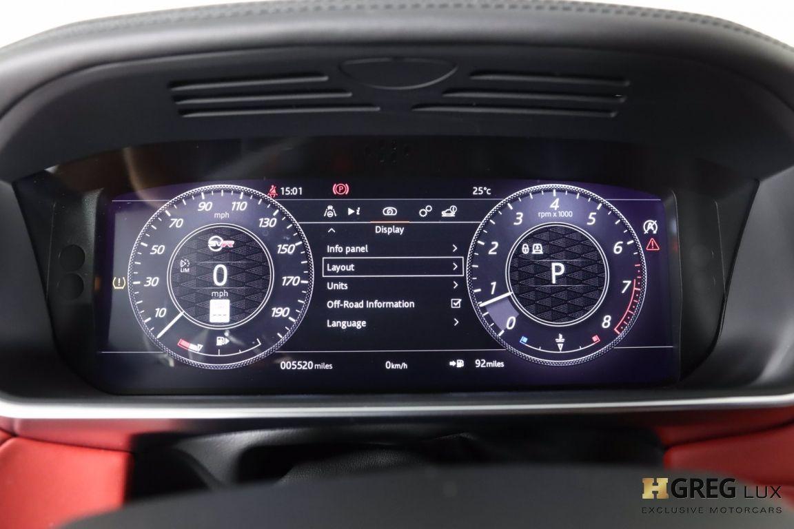 2021 Land Rover Range Rover Sport SVR #56