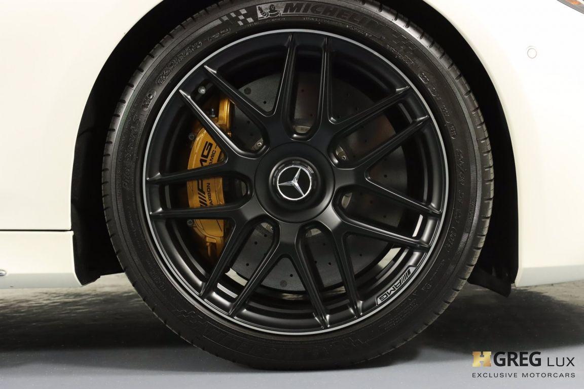 2019 Mercedes Benz S Class AMG S 65 #15