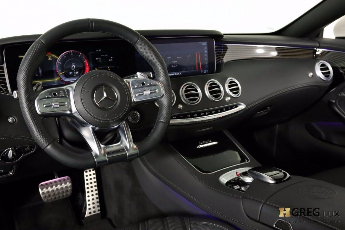 2019 Mercedes Benz S Class AMG S 65 #1