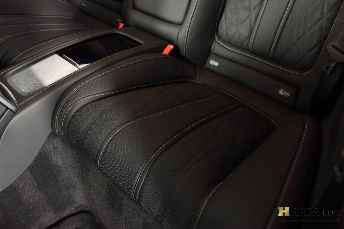 2019 Mercedes Benz S Class AMG S 65 #37