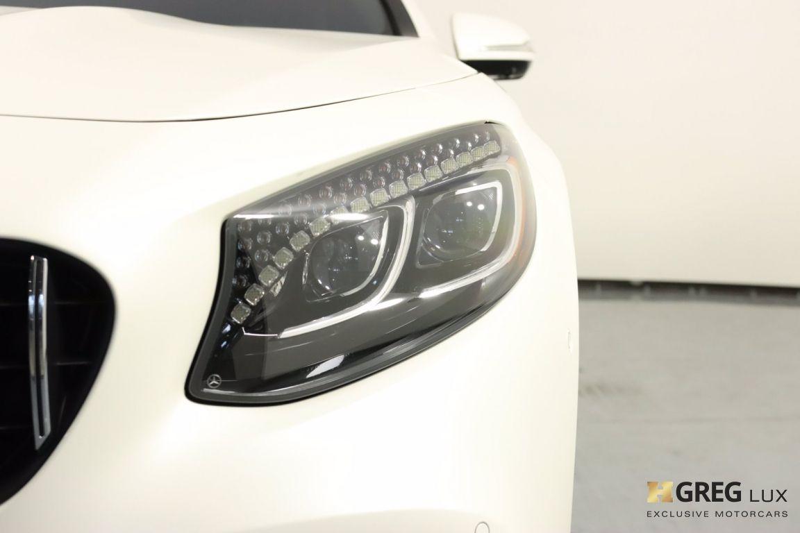 2019 Mercedes Benz S Class AMG S 65 #8