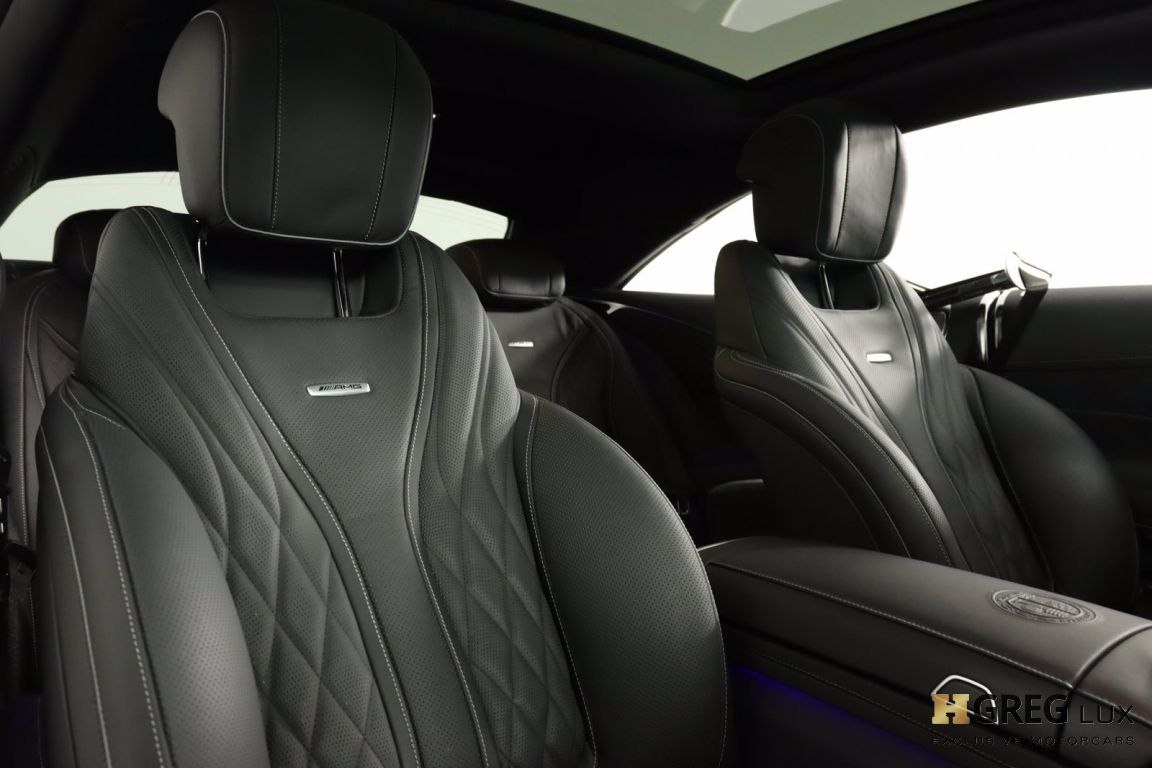 2019 Mercedes Benz S Class AMG S 65 #38