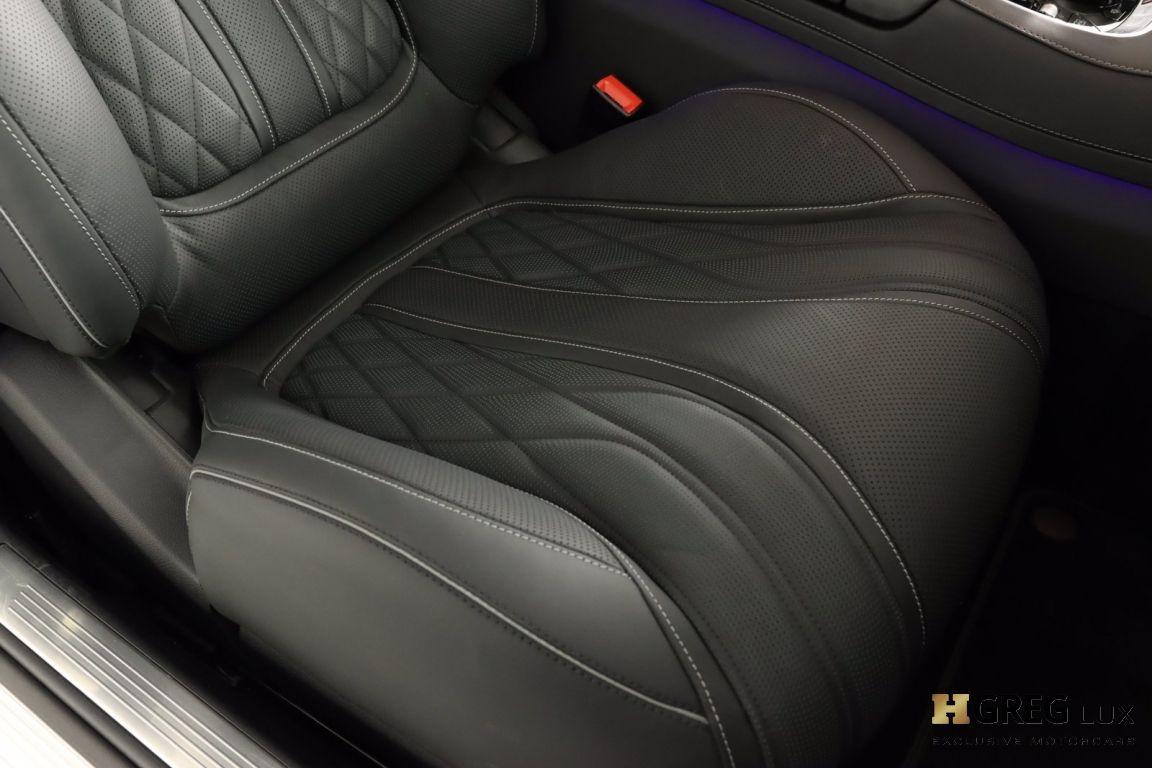 2019 Mercedes Benz S Class AMG S 65 #39