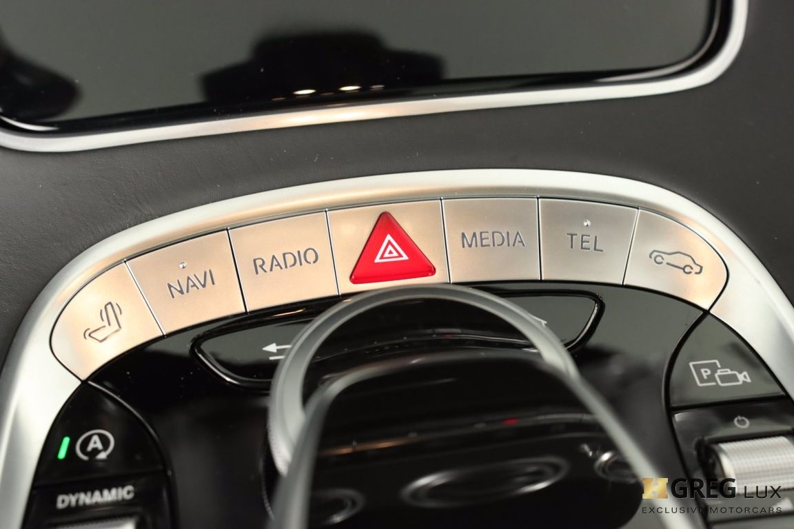 2019 Mercedes Benz S Class AMG S 65 #54