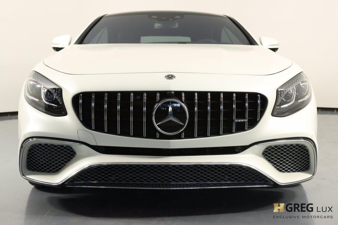 2019 Mercedes Benz S Class AMG S 65 #5