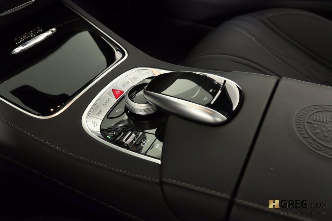 2019 Mercedes Benz S Class AMG S 65 #52